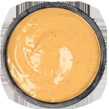 Creamy Jalapeno saus