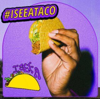 Sinds Taco Moon zien wij overal Taco's.  Jullie ook? Maak een foto waar jij een taco inziet  en laat ons mee genieten . 🌮