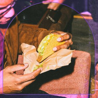 Did you say Taco's? .... Let's go to Taco Bell.  #ISEEATACO #TACOBELLNL