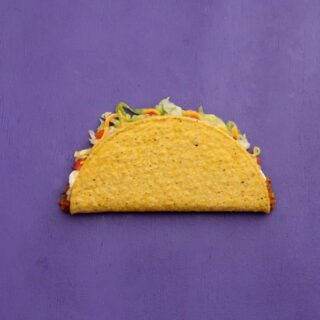 Follow your heart, and there's a 9/10 chance it'll lead you to tacos. 💜🌮 #TacoBellNL